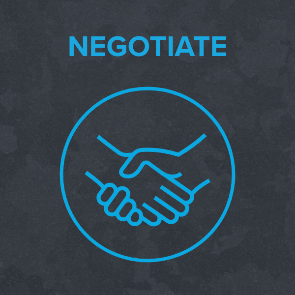 Negotiate A Win-Win Result