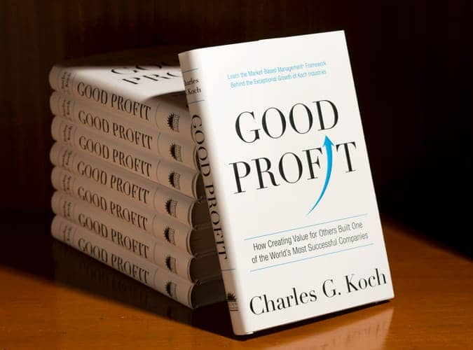 Charles Koch, Good Profit