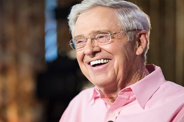 Image of Charles Koch