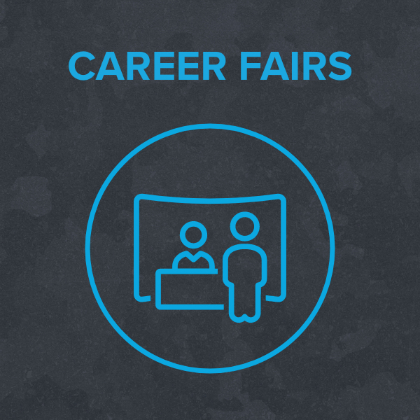 Attend Career Fairs And Networking Events
