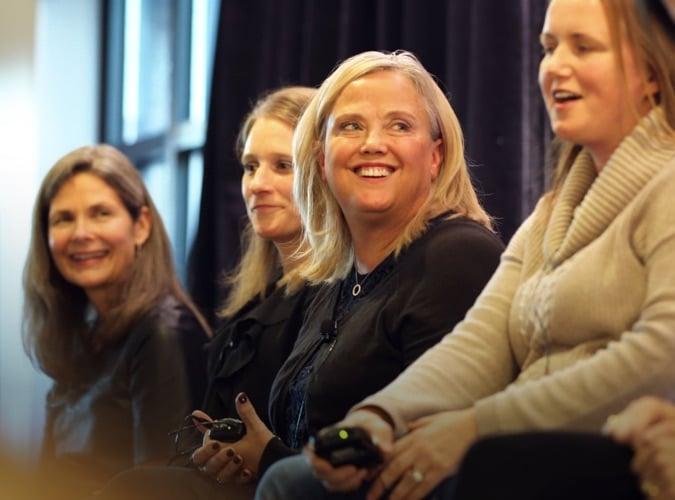 Women leaders at Emattex companies